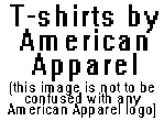 Made in the USA American Apparel T-shirts Wholesale in bulk